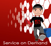 Service on Demand