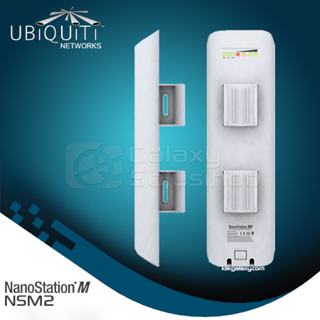 UBIQUITI NanoStation M2 (NS-M2)