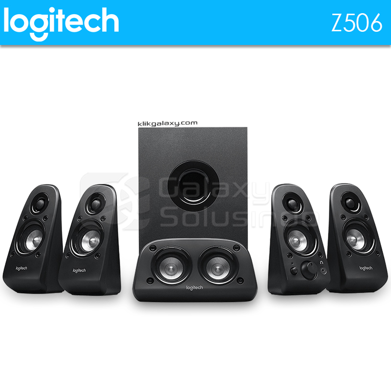 Logitech Z506 5.1 Surround Sound Speaker