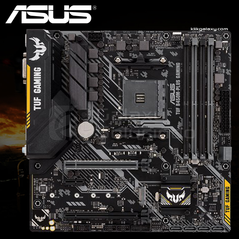 ASUS TUF B450 M PLUS Gaming