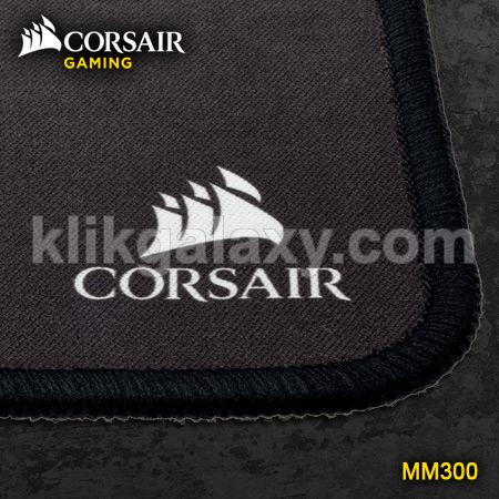 Corsair Gaming MM300 Anti-Fray Cloth Mouse Pad - Extended Edition