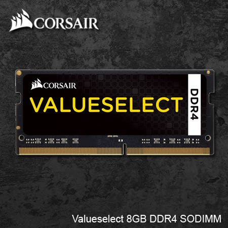 Corsair SODIMM Valueselect 8GB DDR4 2133MHz