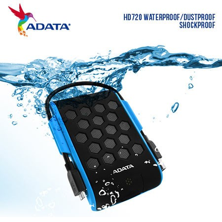ADATA HD720 Waterproof 2TB USB 3.0