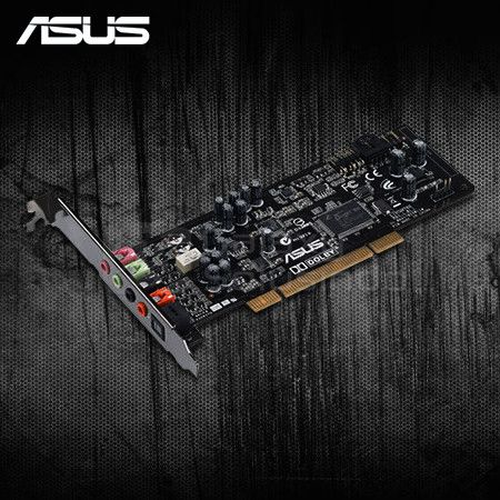 ASUS Xonar DG 5.1 Audio Card (PCI)