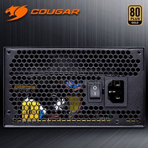 COUGAR GX-S 650W 80+ Gold Sertification