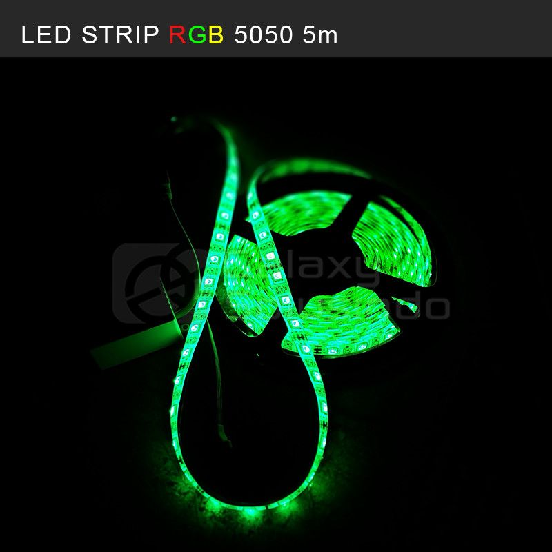 LED Strip RGB 5050 5M