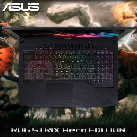ASUS ROG STRIX GL503GE-EN129T HERO EDITION