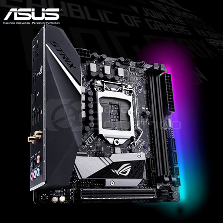 ASUS ROG STRIX B360 I Gaming - CoffeeLake