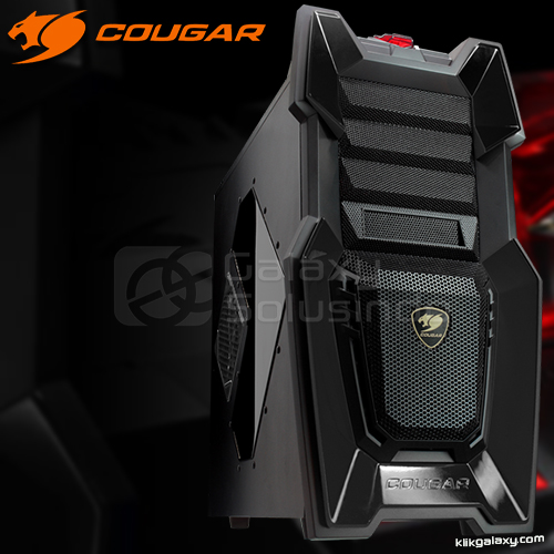 COUGAR Challenger Mid Tower Black Edition Gaming Case