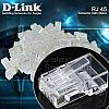 D-LINK RJ 45 Connector Cat6 (20pcs)
