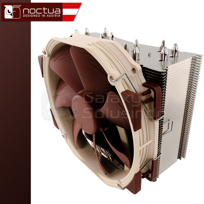 Noctua NH-U14S NF-A15 140mm fan with PWM