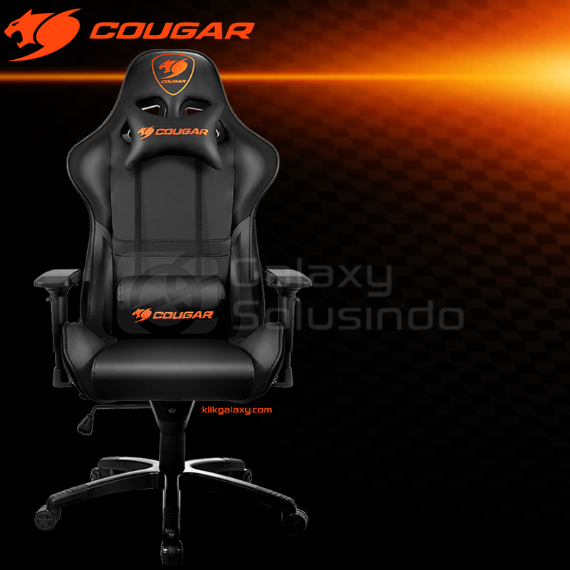 COUGAR ARMOR Gaming Chair - Black