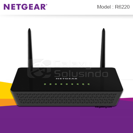 NETGEAR R6220 Smart WiFi Router