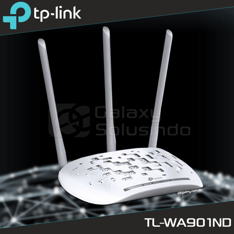 TP-LINK Wireless N Access Point TL-WA901ND