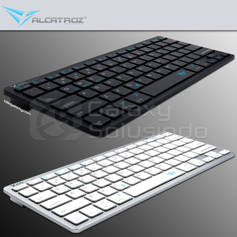 ALCATROZ EXPLORER GO 100BT Bluetooth Keyboard