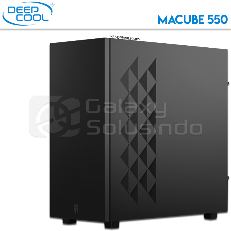 DeepCool GAMERSTORM MACUBE 550 Tempered Gaming Case