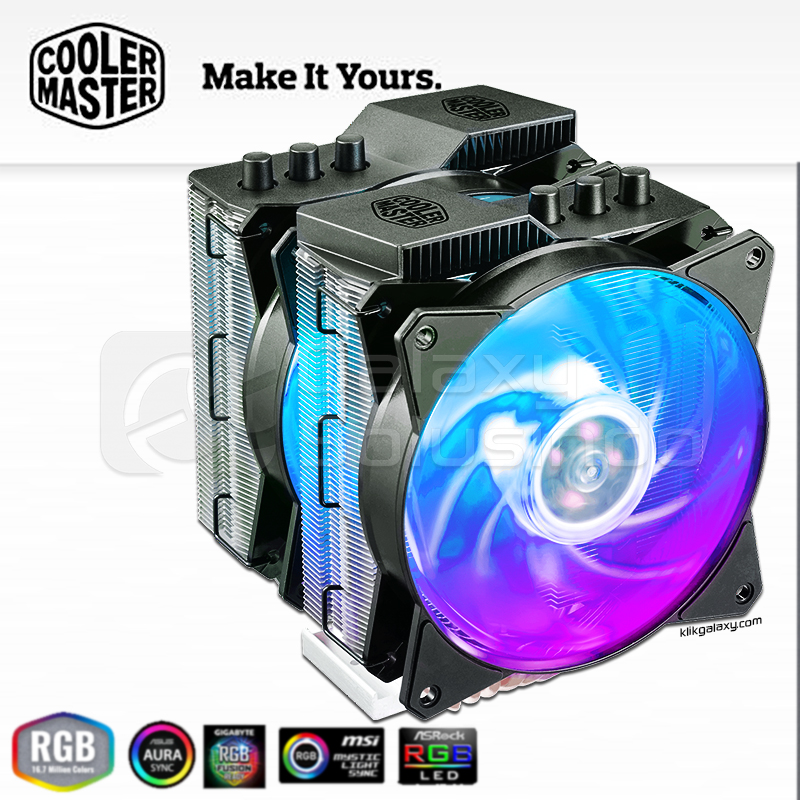 Cooler Master Masterair MA620P Supercharged Cooler