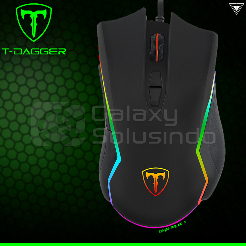 T-Dagger Second Lieutenant RGB Gaming Mouse