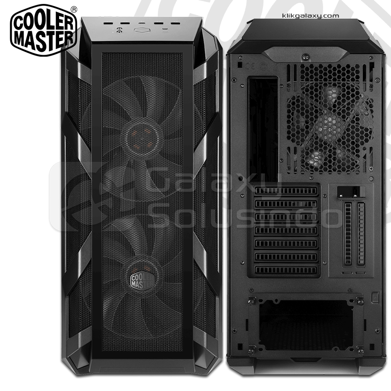 Cooler Master MasterCase H500M Gaming Case