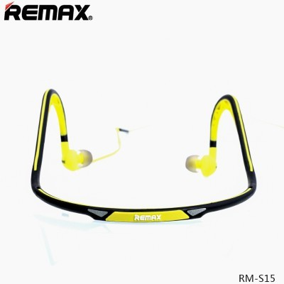 REMAX RM-S15 Wired Sport Headset