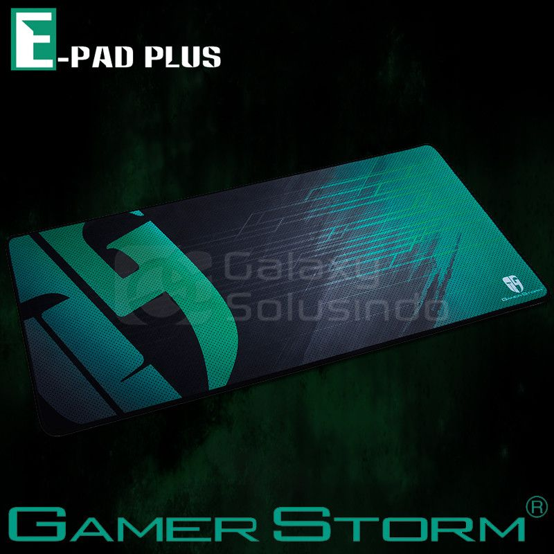 DeepCool E-Pad Gaming mouse pad Extra Large 800�400�4mm