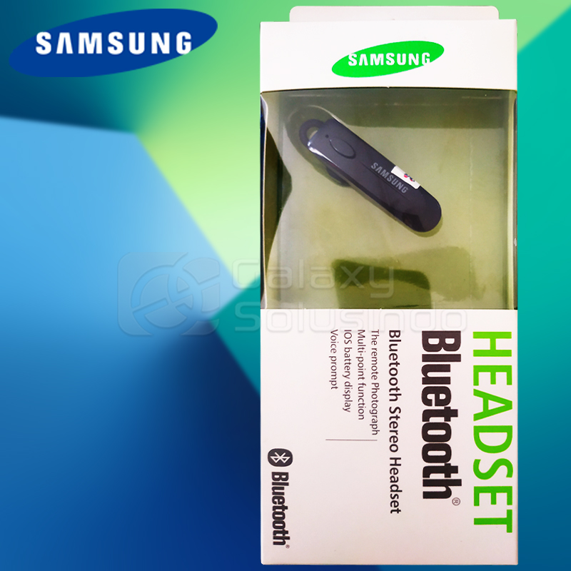 SAMSUNG Bluetooth Stereo Headset - Black