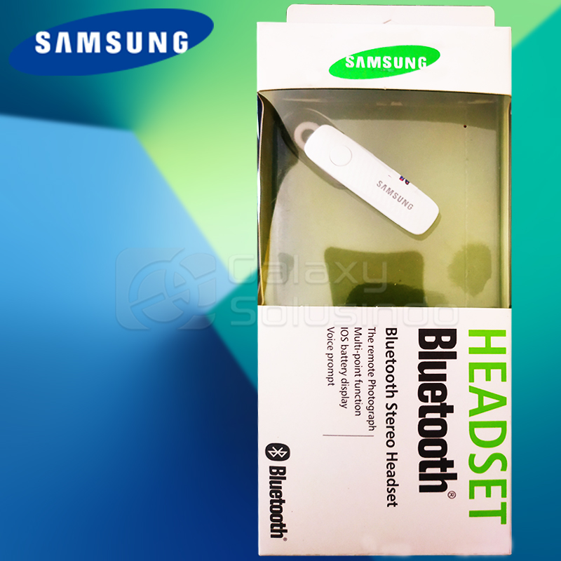 SAMSUNG Bluetooth Stereo Headset - White