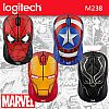 Logitech M238 MARVEL Edition Wireless Mouse
