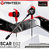 Fantech EG2 In-Ear Gaming Earplug - Earphone with Microphone