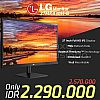 "LG 27MK430H-B 27"" IPS FHD 75hz Refresh Rate & AMD Freesync"