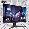 "AOC 27G2E 27"" IPS 1ms 144Hz Gaming Monitor"